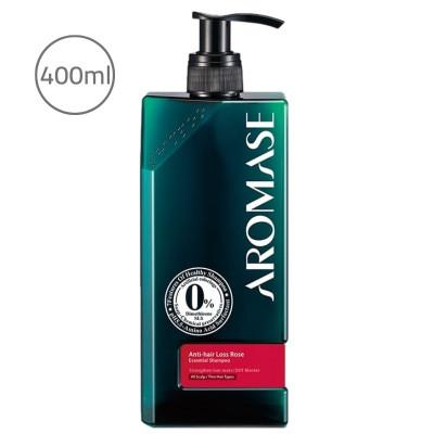 Aromase Anti-Hairloss ROSE Essential Shampoo 400ml