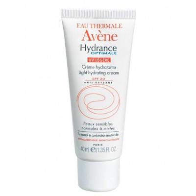 Avene Light Hydrating Cream SPF30 40ml