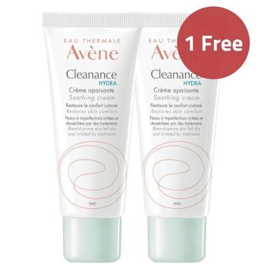 Avene Cleanance Hydra Soothing Cream 40ml Offer