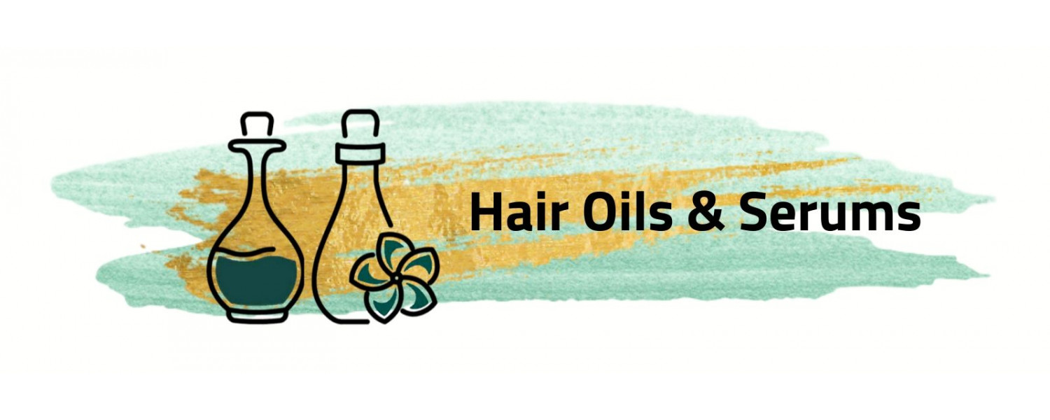 Hair Oils & Serums
