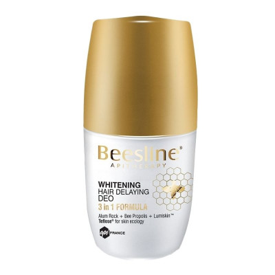 Beesline Roll-On Deo Whitening Hair Delay 50ml