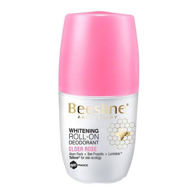 Beesline Roll-On Deo Whitening Elder Rose 50ml