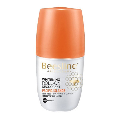Beesline Roll-On Deo Whitening Pacific Islands 50ml