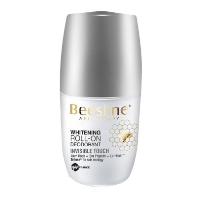 Beesline Roll-On Deo Whitening Invisible Touch 50ml