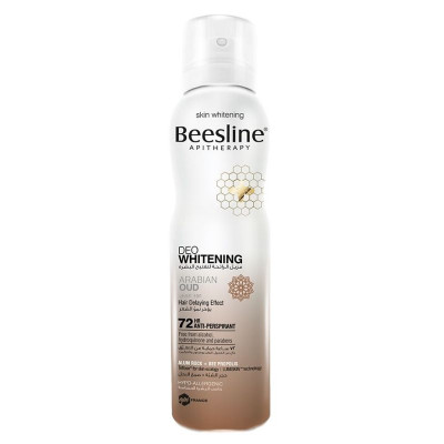 Beesline Spray Deo Whitening Arabian Oud 150ml