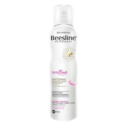 Beesline Whitening Sensitive Zone Deodorant 150ml