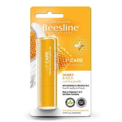 Beesline Lip Care Honey & Milk 4g