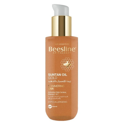 Beesline Oil Suntan Gold 200ml