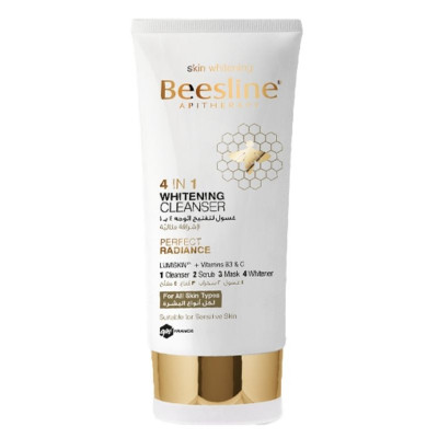 Beesline Whitening 4 in 1 Cleanser 150ml
