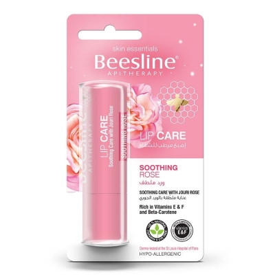 Beesline Lip Care Soothing Jouri Rose 4g