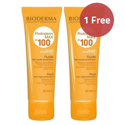 Bioderma Photoderm Fluid Sunscreen Offer