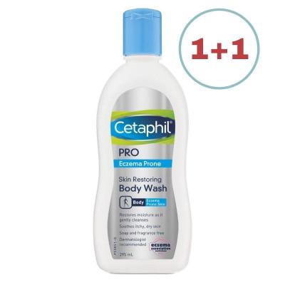 Cetaphil Eczema-Prone Skin Soothing Body Wash 295ml