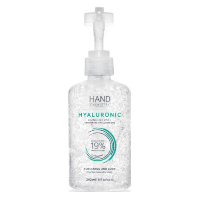 The Chemistry Brand Hyaluronic Acid Concentrate Tub 240ml