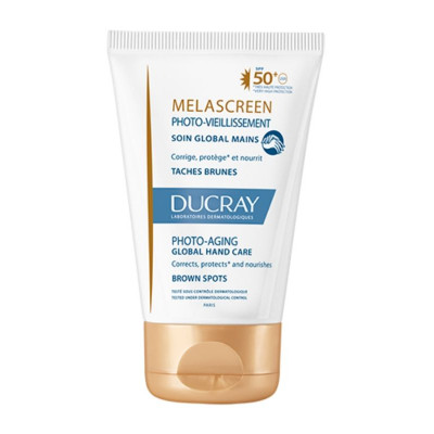 Ducray Melascreen Hand Cream SPF50 50ml