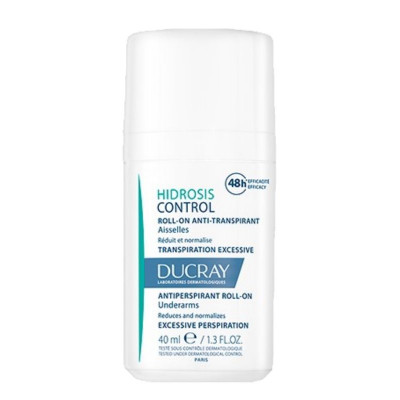 Ducray Hydrosis Roll-On Anti-Perspirant Deodorant 40ml