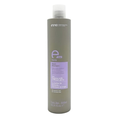 Eva Professional E-Line Rizzi Anti-Frizz Shampoo for Curly Hair 300ml