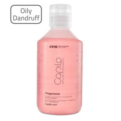 Eva Professional Oxygenum Shampoo Oily Dandruff #07 300ml