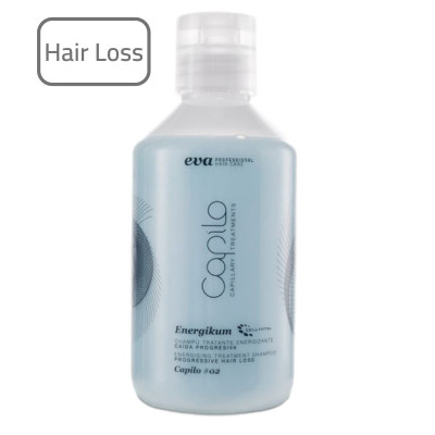 Eva Professional Energikum Shampoo Hair Loss #02 300ml