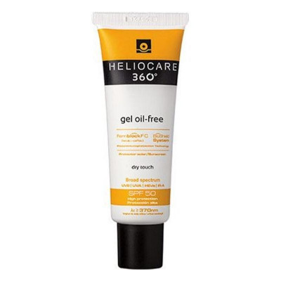 Heliocare 360 Gel Oil-Free Sunscreen SPF50 50ml