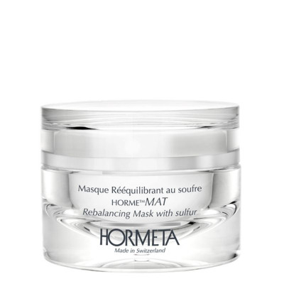 Hormeta Mat Rebalancing Mask with Sulfur 50g