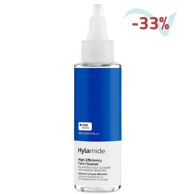 Hylamide High Efficacy Face Cleaner 120ml
