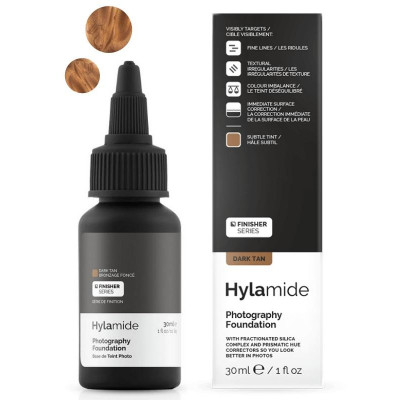 Hylamide Photography Dark Tan Foundation 30ml