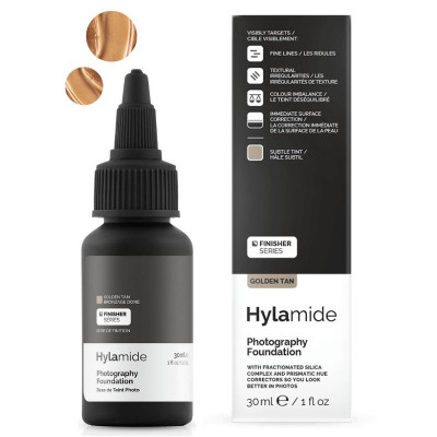 Hylamide Photography Gold Tan Foundation 30ml
