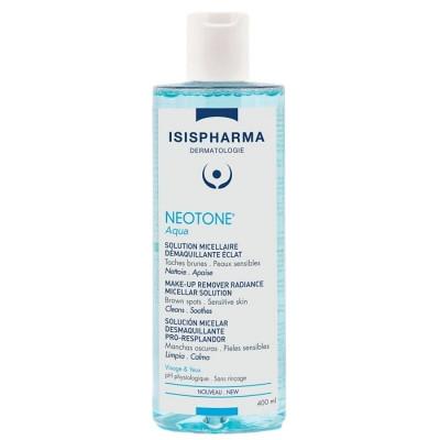 ISIS Pharma Neotone Aqua Makeup Remover 400ml