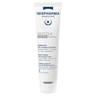 ISIS Pharma Glyco-A 12% Medium Peeling Night Cream 30ml