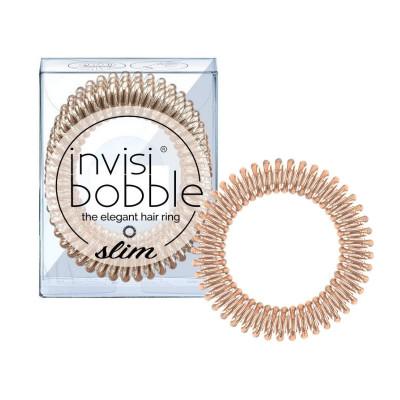Invisibobble SLIM - Bronze Me Pretty (3 Pieces)
