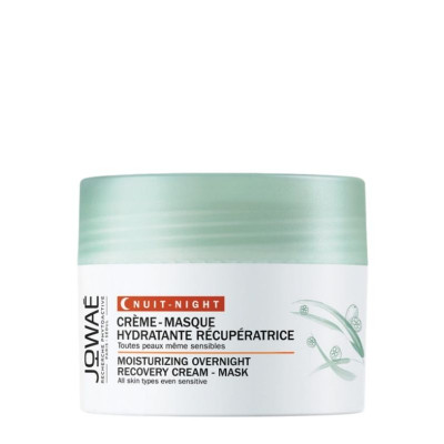 Jowae Moisturizing Overnight Recovery Cream-Mask 40ml