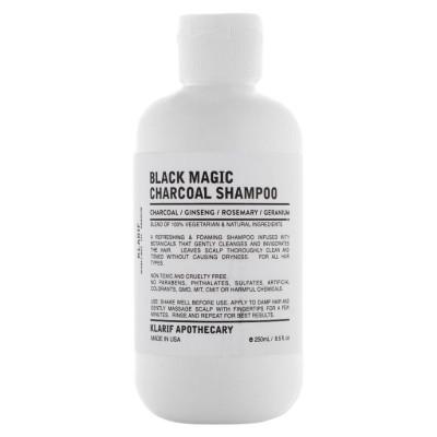 Klarif Black Magic Charcoal Shampoo 250ml