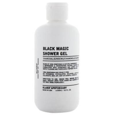 Klarif Black Magic Shower Gel 250ml