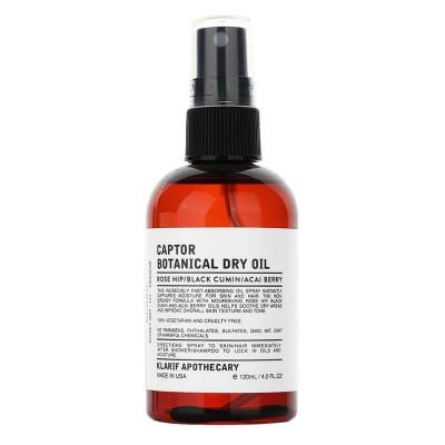 Klarif Captor Botanical Dry Oil 125ml