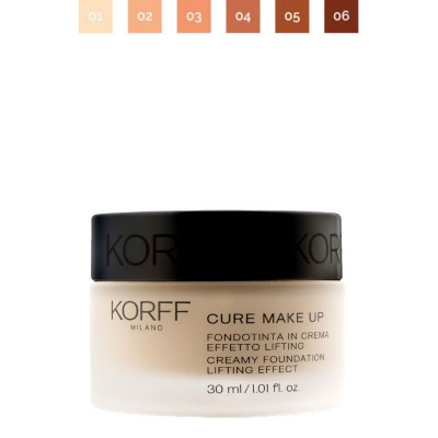 Korff Creamy Foundation Lifting Effect 30ml