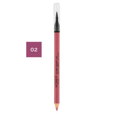 Korff Lip Pencil 02