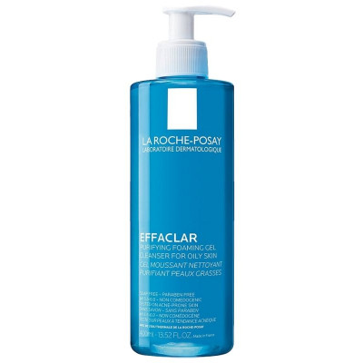 La Roche Posay  Effaclar Purifying Cleansing Gel 400ml