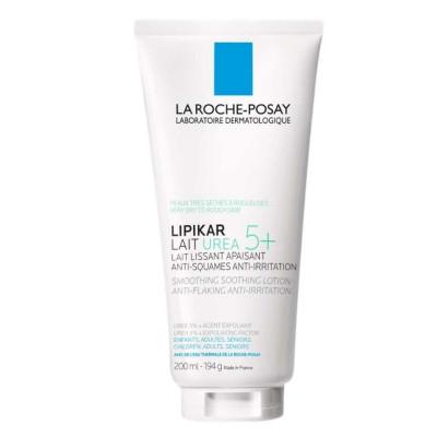 La Roche Posay Lipikar Urea 5+ Smoothing Soothing Lotion 200ml