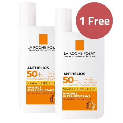 La Roche Posay Anthelios Ultra-Light Invisible Fluid Sunscreen Offer