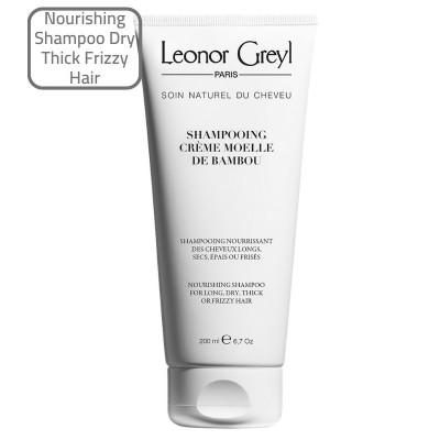Leonor Greyl Shampoo Crème Moelle de Bambou – Dry Thick Hair 200ml