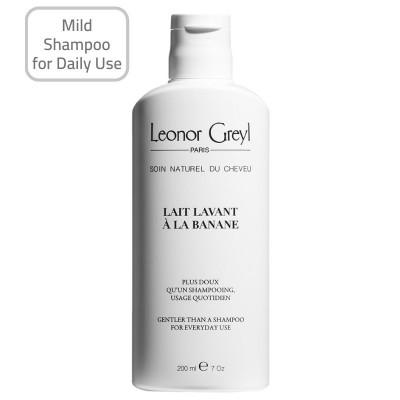 Leonor Greyl Lait Lavant Banane – Mild Daily Shampoo 200ml