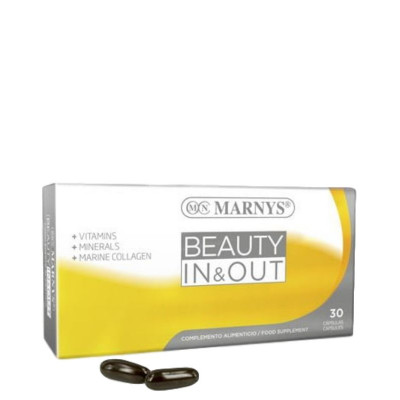 Marnys Beauty Food Supplements 30 Capsules