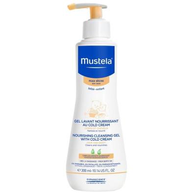 Mustela Nourishing Cleansing Gel for Dry Skin 300ml