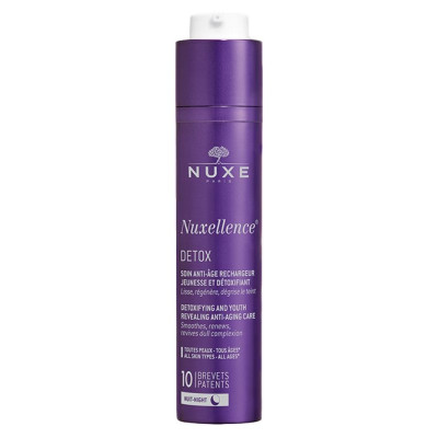 NUXE Nuxellence Detox Night Care 50ml