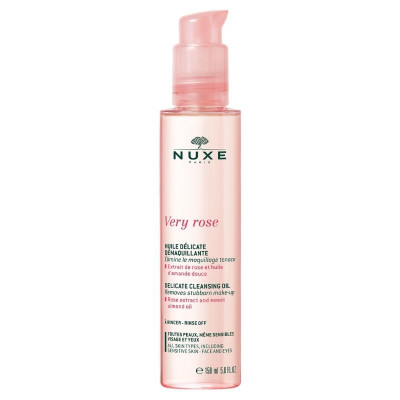 NUXE Very Rose Cleansing Oil 150ml