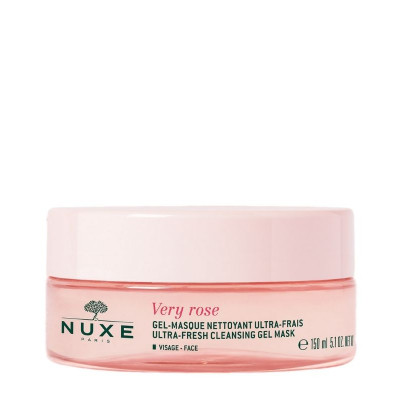 NUXE Very Rose Ultra-Fresh Cleansing Gel Mask 150ml