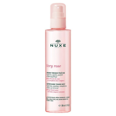 NUXE Very Rose Toning Mist 200ml