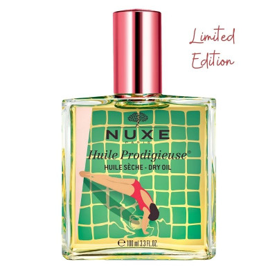 NUXE Huile Progidieux Dry Oil 100ml - RED Limited Edition