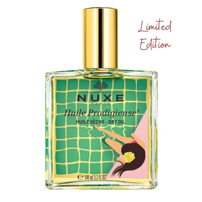 NUXE Huile Progidieux Dry Oil 100ml - YELLOW Limited Edition