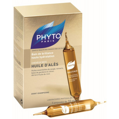 Phyto Huiles D'Ales Oil Treatment 10mlx5